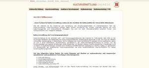 Kulturvermittlung-online.de