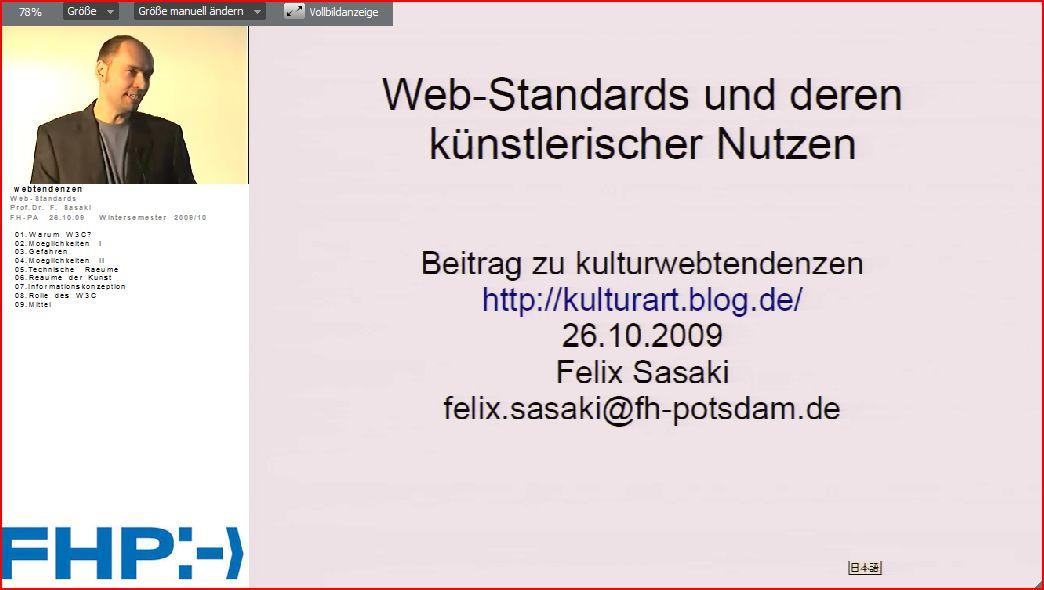 webstandards