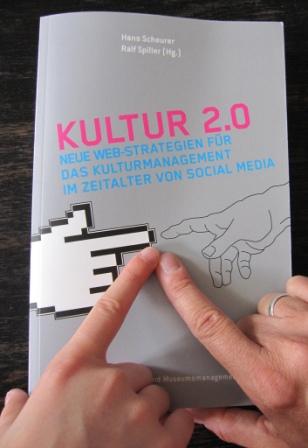Kultur 2.0, der Tagungsband der stART09