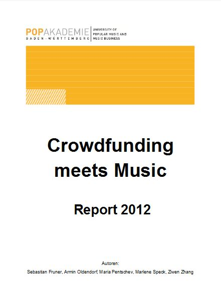 crowdfundingstudie