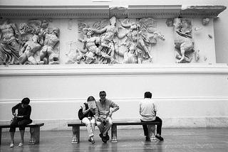 Pergamon Museum, Berlin, 2012