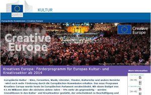 Kreatives Europa